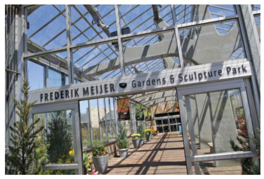 Art Adventure Frederik Meijer Gardens Stephanie Schlatter Art