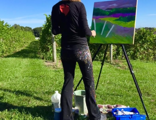 Project 24: Laurentide Winery