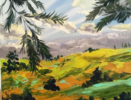 An Ethiopian Diary: Mountainous Maji