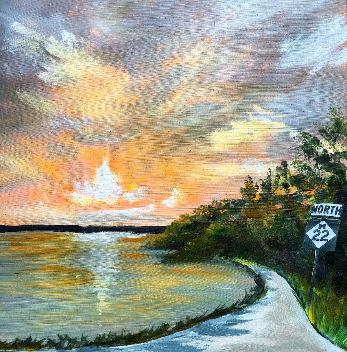 M22 Series Painting - Stephanie Schlatter Art