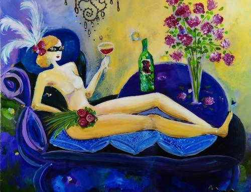 Goddess of Wine
