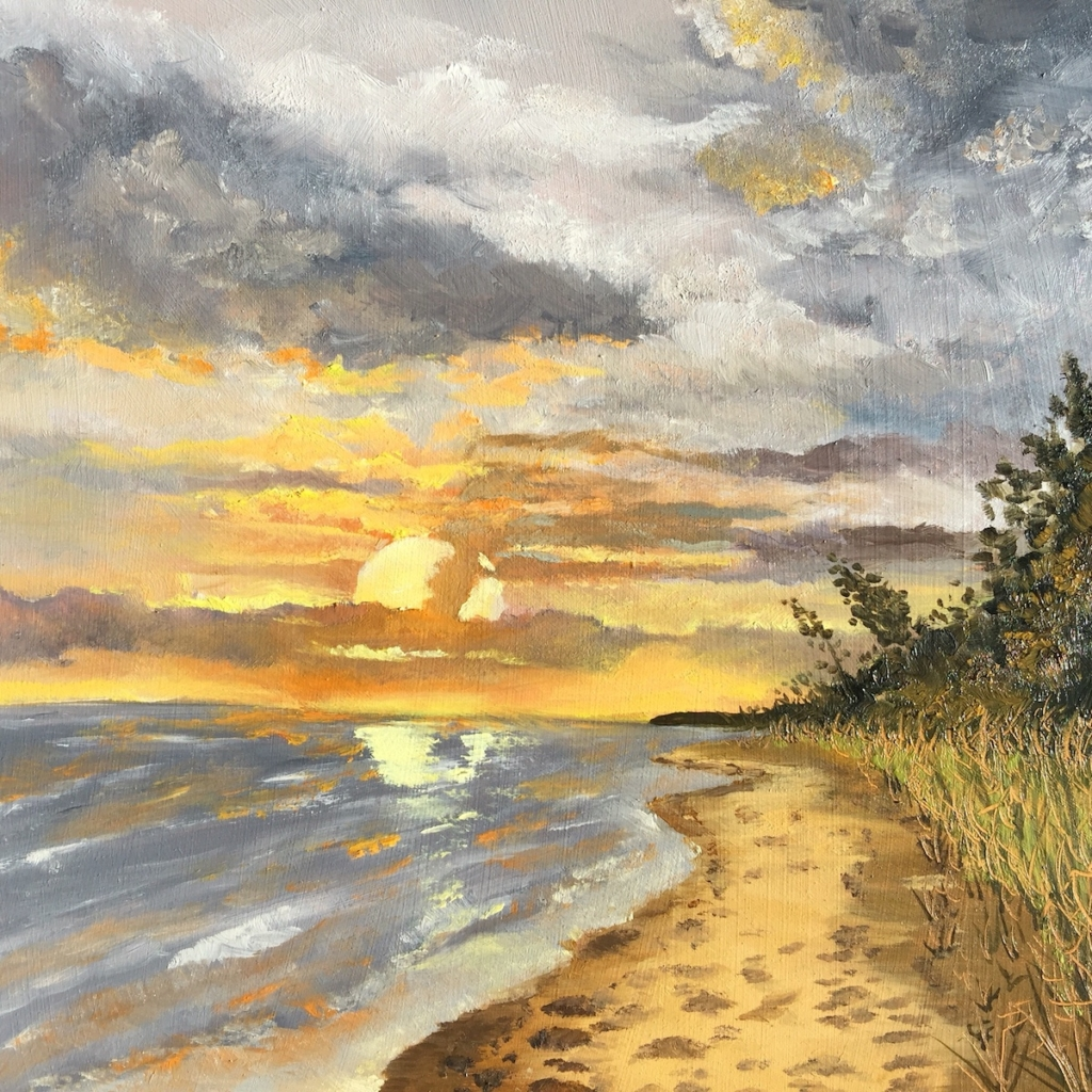 Lake Michigan Gallery by Stephanie Schlatter