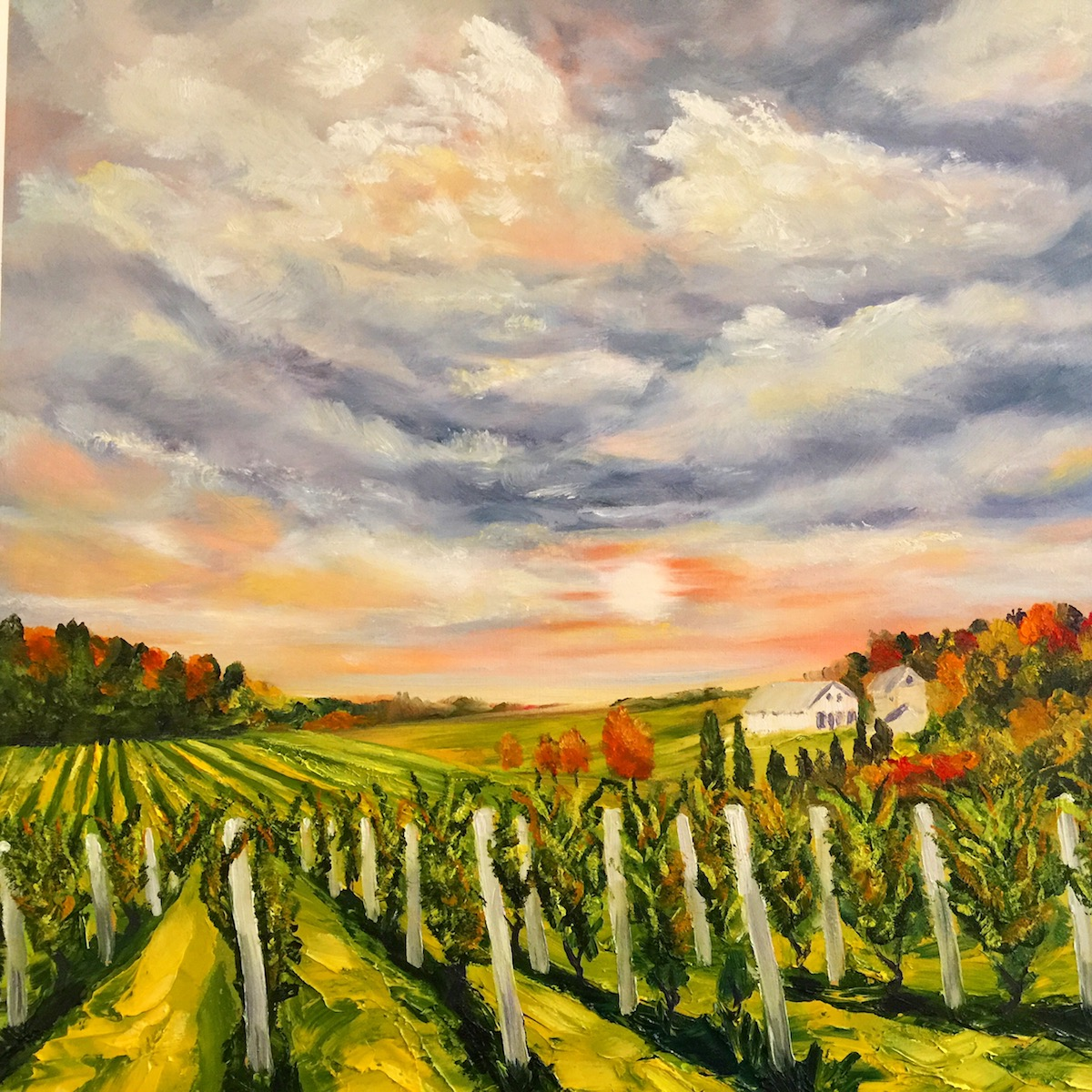 Brengman Brothers - Painting by Stephanie Schlatter
