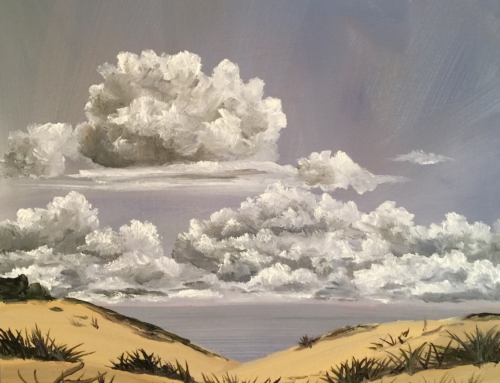 Billowy Sky from Sleeping Bear (SOLD)