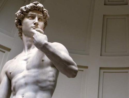 Buongiorno! Hello from Florence