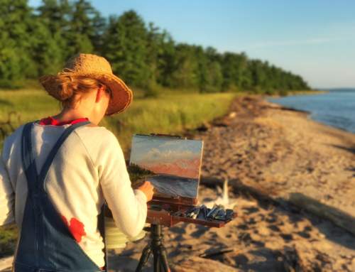The Plein Air Lifestyle: Why You Should Consider It