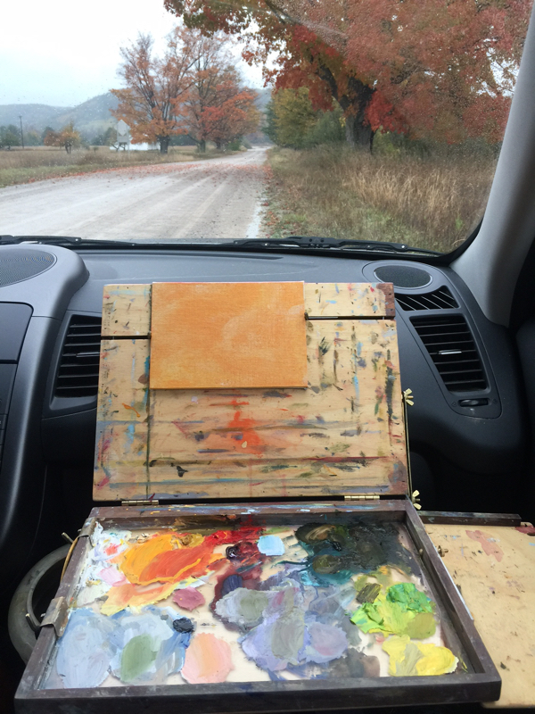 Car Painting 1