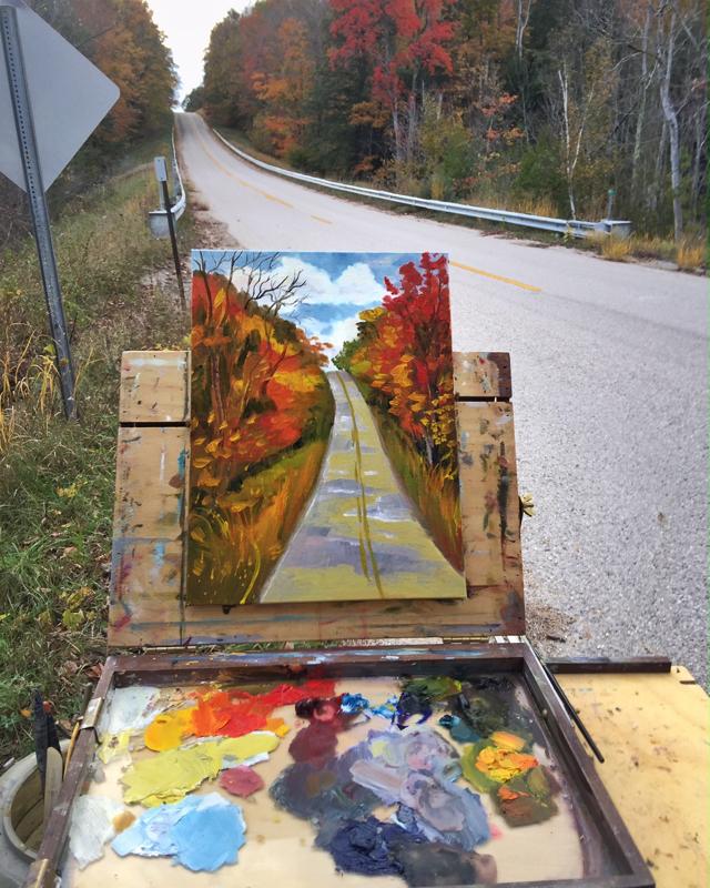 Car Painting 4