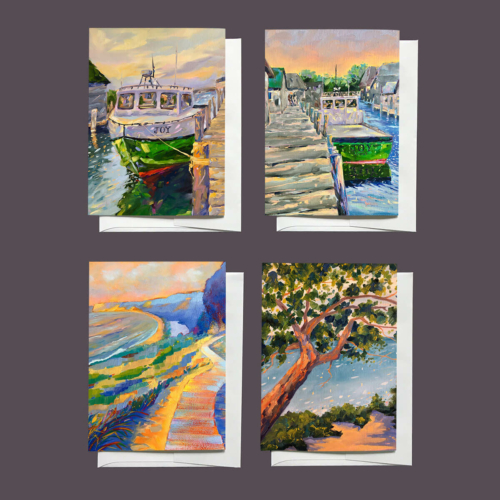 Leelanau Notecards series 1