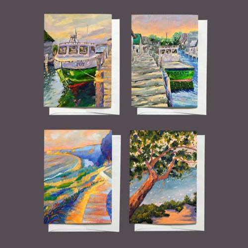 Leelanau Notecards series 1
