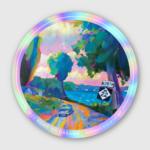 M22 sticker by Stephanie Schlatter Art