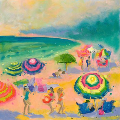 Sunday Best painting by Stephanie Schlatter