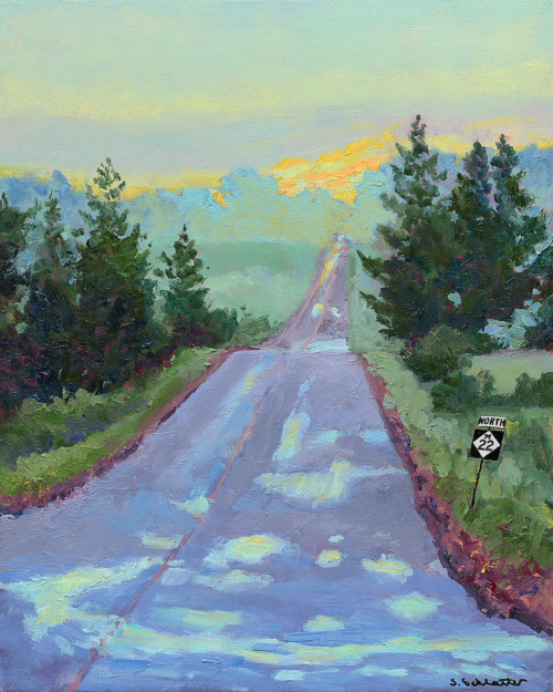 Life is Good painting by Stephanie Schlatter